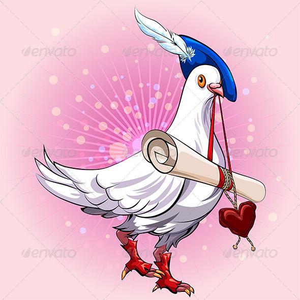 Love Messenger - Valentines Seasons/Holidays