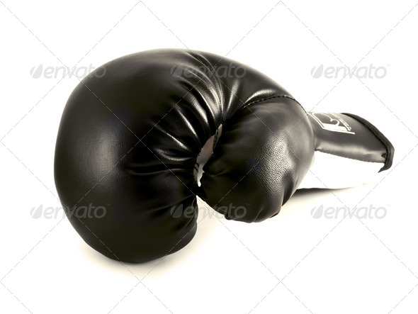 Boxing Glove - Stock Photo - Images