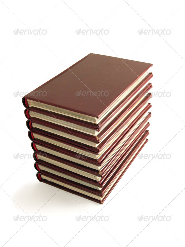 Books - Stock Photo - Images