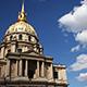 Invalide Castle in Paris - Timelapse - VideoHive Item for Sale