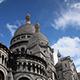 Basilica Montmartre in Paris - Timelapse - VideoHive Item for Sale