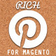Rich Pinterest for Magento - CodeCanyon Item for Sale