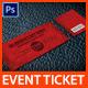 Valentine's Event Ticket