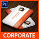 Corporate Classic Business Card - Vol 2 - GraphicRiver Item for Sale