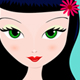 Retro Girl - GraphicRiver Item for Sale