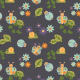 Baby Bugs Seamless Pattern - GraphicRiver Item for Sale