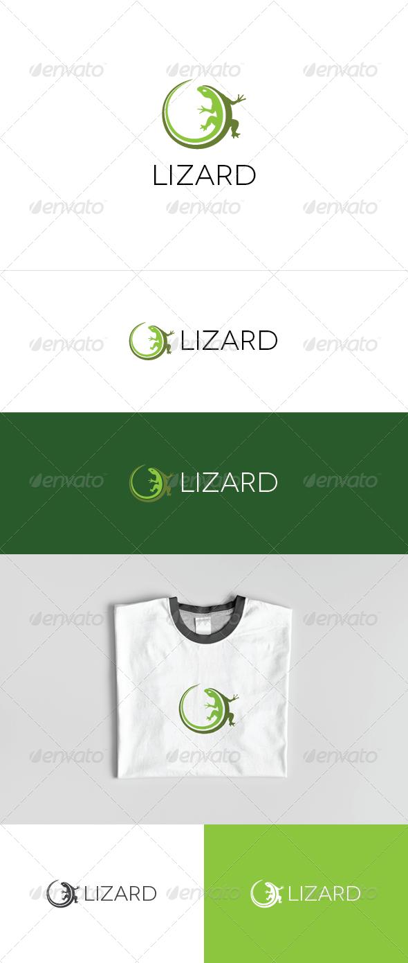 Lizard Logo - Animals Logo Templates