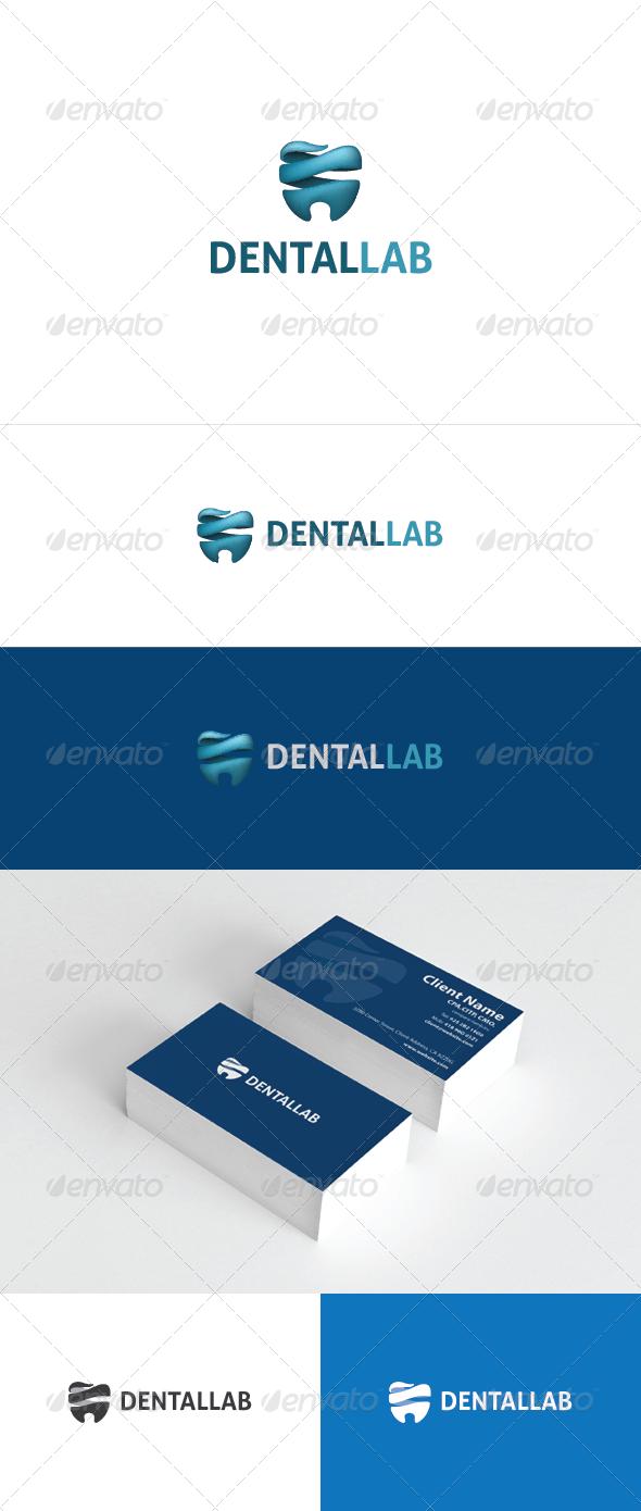 Dental Lab Logo - Objects Logo Templates