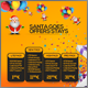 Website Holidays Banner with Offers - GraphicRiver Item for Sale