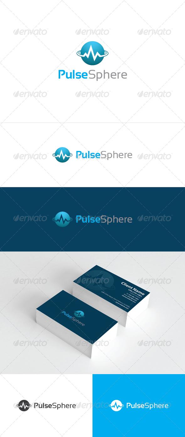 Pulse Sphere - Symbols Logo Templates