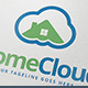 Home Cloud Logo  - GraphicRiver Item for Sale