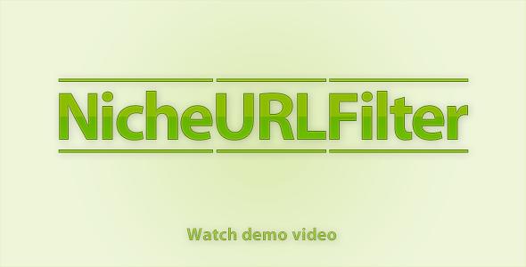NicheURLFilter – Version 1.0            cracked nulled