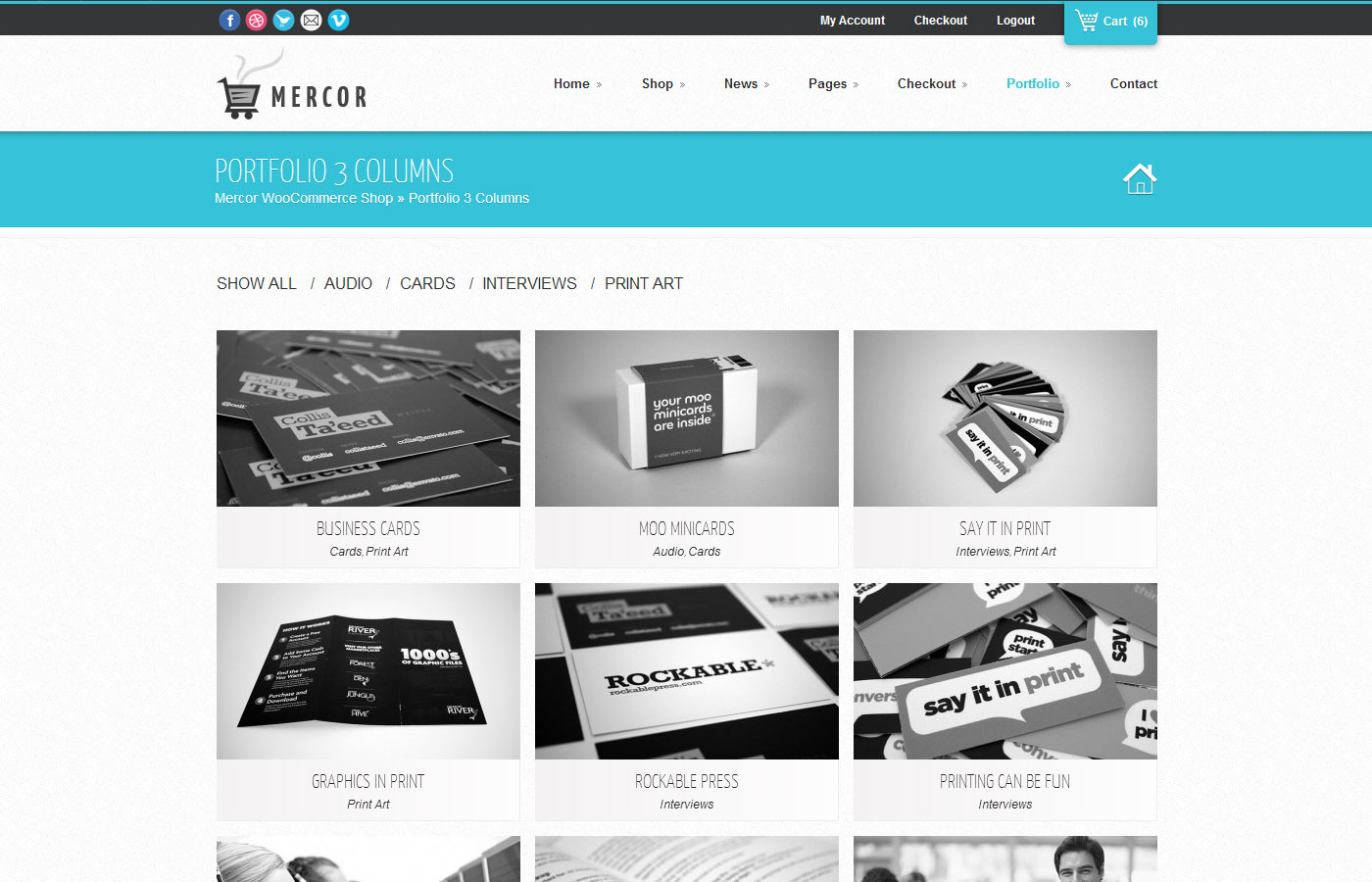 Mercor - Responsive WooCommerce Theme by gljivec | ThemeForest