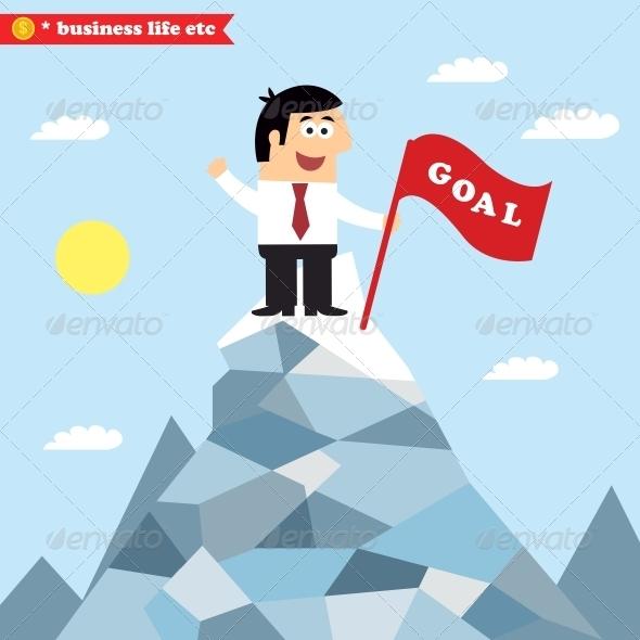 Business Goal Achievement - Concepts Business