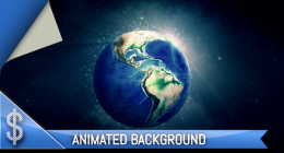 Animated background