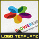 Corporate Logo - Flower Expo - GraphicRiver Item for Sale