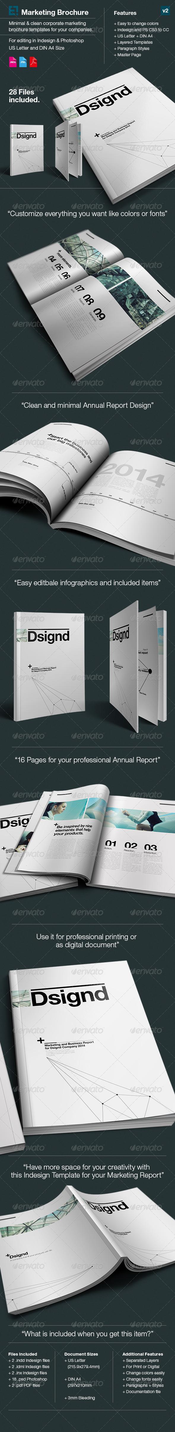 Suisse Design Marketing Report - Dsignd - Corporate Brochures