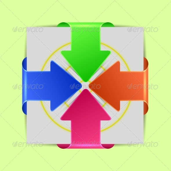 Bookmarks Set - Web Technology