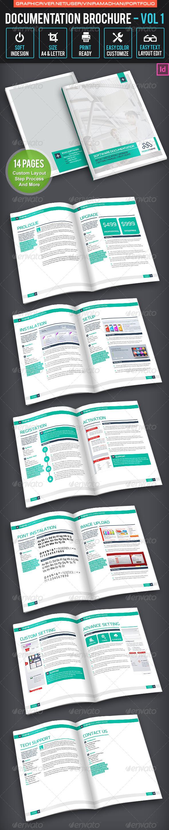 Documentation Brochure | Volume 1 - Informational Brochures