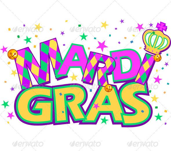 Mardi Gras - Seasons/Holidays Conceptual