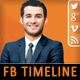 Multipurpose Business Timeline Cover V-3