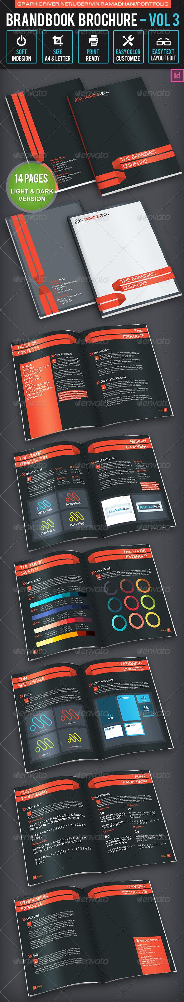 Brandbook Brochure   Volume 3 - Corporate Brochures