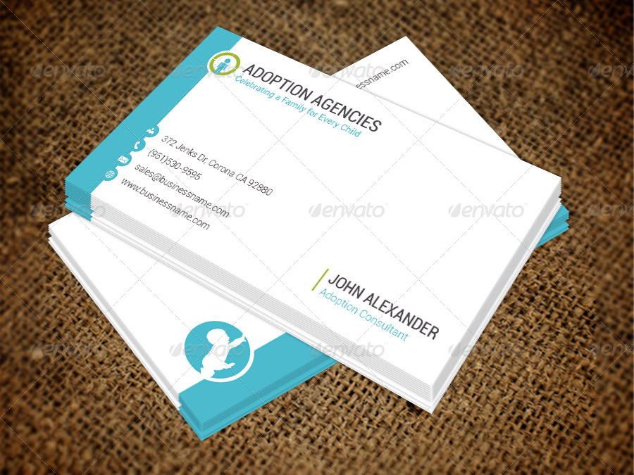 Child adoption business card by jimdesigns graphicriver child adoption business card corporate business cards preview images01frontg colourmoves