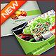 Food Brochure | Volume 2 - GraphicRiver Item for Sale