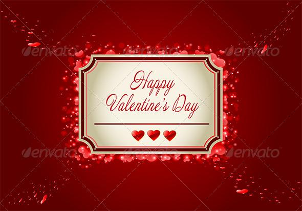Valentine's Day  - Valentines Seasons/Holidays