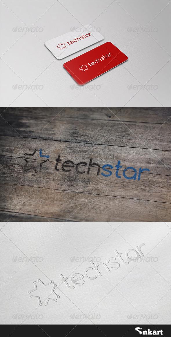 Tachstart Logo - Symbols Logo Templates