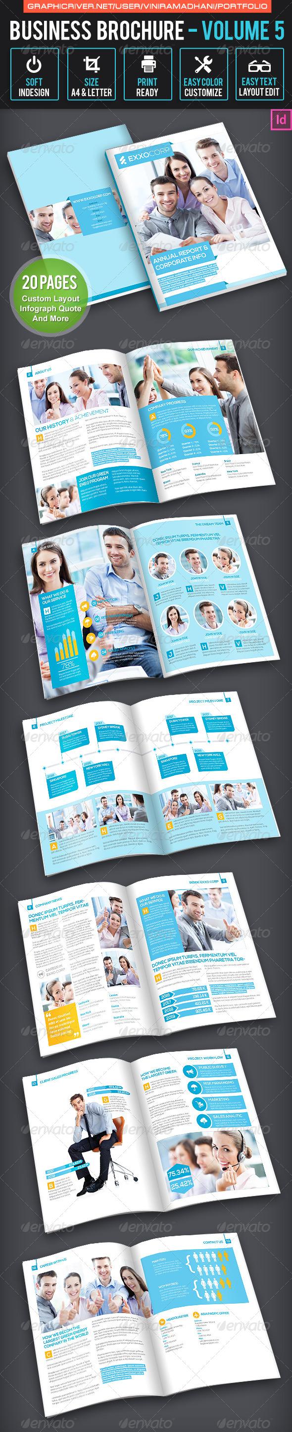 Business Brochure | Volume 5 - Corporate Brochures