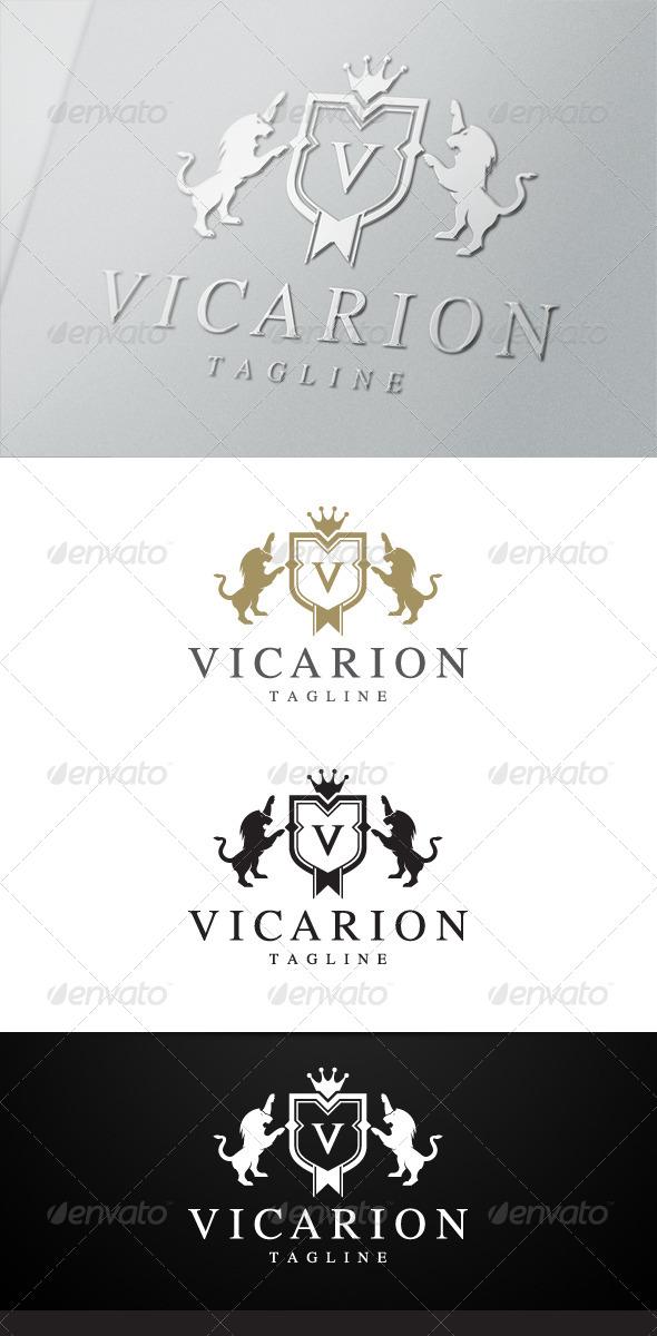Vicarion Crest Logo - Crests Logo Templates