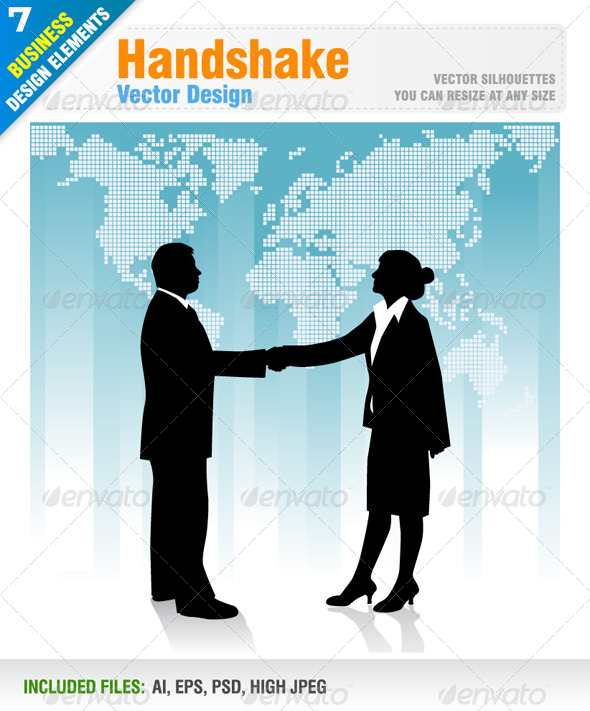 Handshake - Business Conceptual