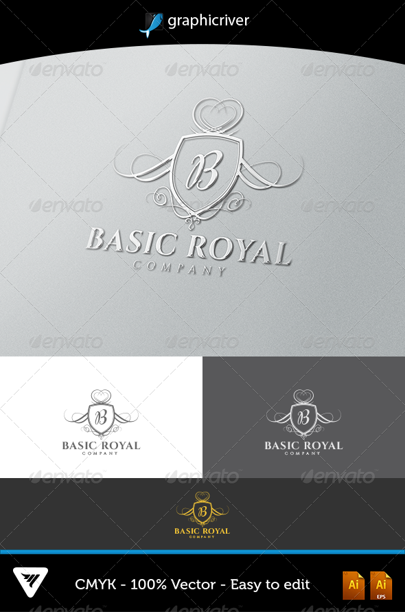 Basic Royal - Logo Templates