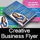 Creative Business Flyer Template - GraphicRiver Item for Sale