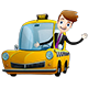 Order Taxi Theme Nulled