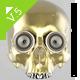 Skull Speaker Eye Renders V5 - GraphicRiver Item for Sale