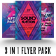 After Party 3 Flyer Pack - GraphicRiver Item for Sale