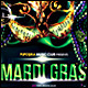 Mardi Gras Poster/Flyer - GraphicRiver Item for Sale
