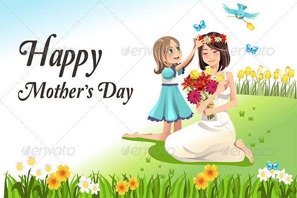 Mother's Day - Seasons/Holidays Conceptual