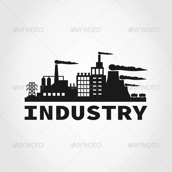 Industry - Buildings Objects