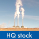 Coal Power Plant Aerial - VideoHive Item for Sale
