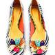 Zebra pattern ornated ballerinas - PhotoDune Item for Sale