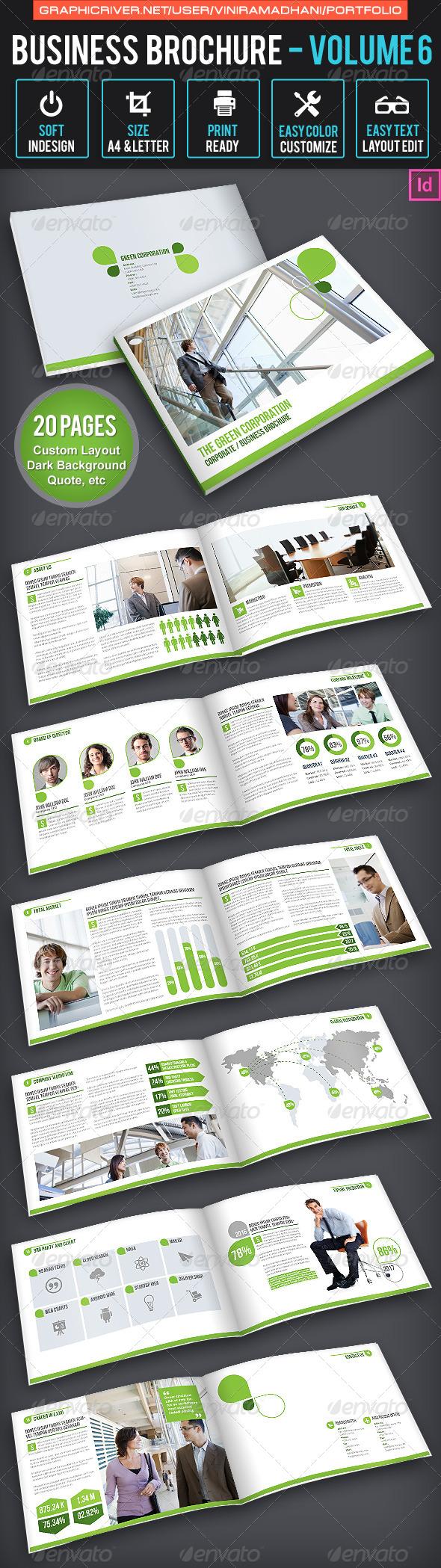 Business Brochure | Volume 6 - Corporate Brochures