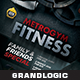 Gym Flyer/Poster - GraphicRiver Item for Sale