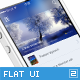 Flat UI 2 - GraphicRiver Item for Sale