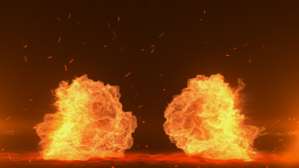 Explosion Logo Reveal by sachinjoshi | VideoHive