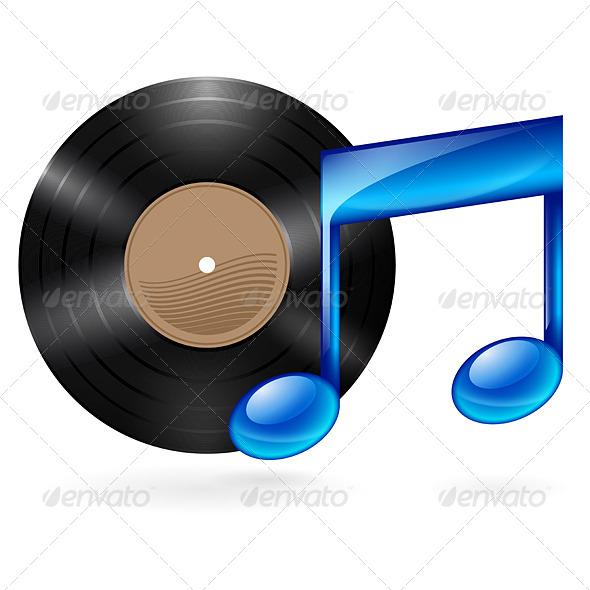 Music Icon - Media Technology