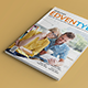 Magazine Templates 28 Pages A4 Size - GraphicRiver Item for Sale