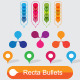 Vector Colorful Drop Kit Icons Pack - GraphicRiver Item for Sale